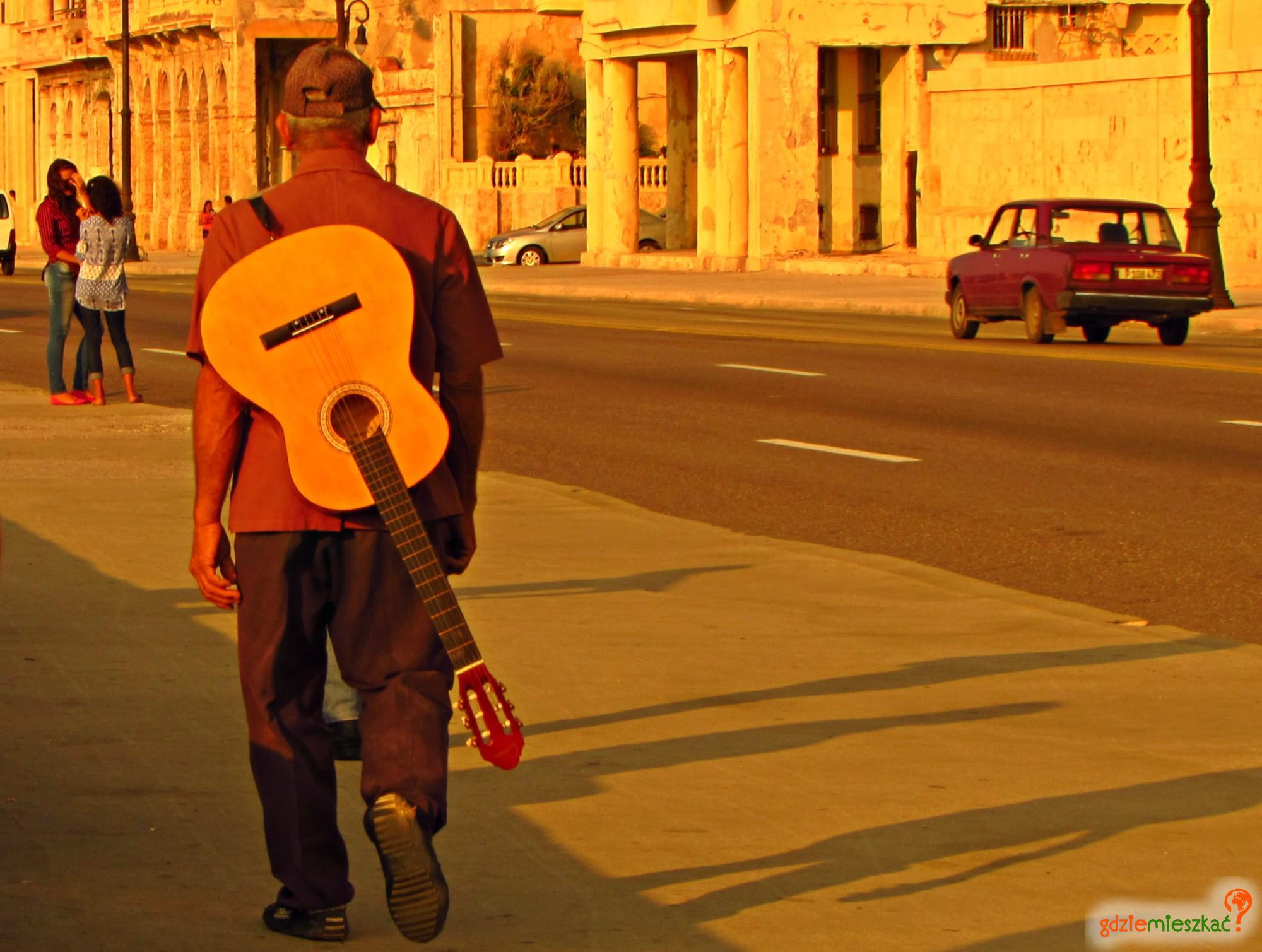 Muzyczna dusza Kuby