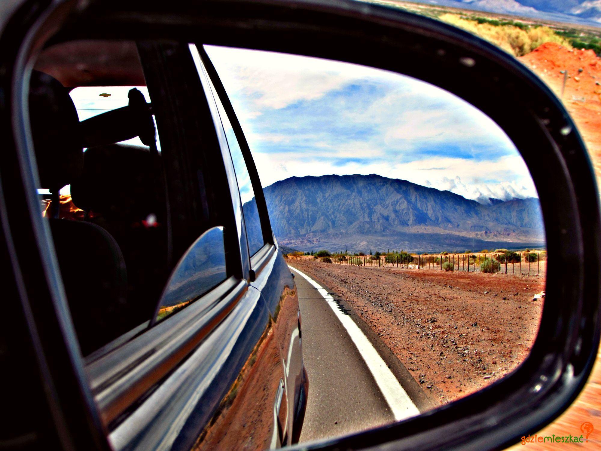 Samochodem po Argentynie