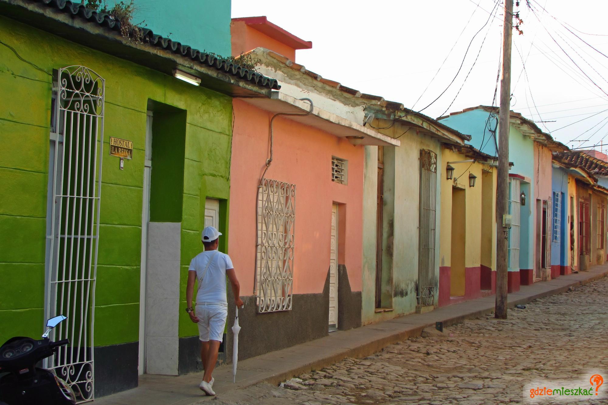 kolorowe domy